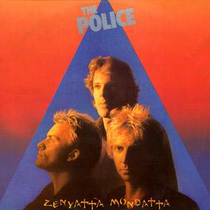 Police, The - Zenyatta Mondatta