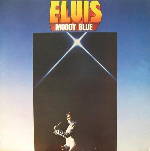 Elvis Presley - Moody Blue Album