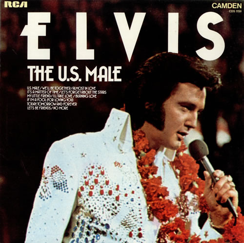 Elvis Presley - The U.S.Male