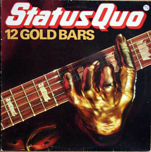 Status Quo - 12 Gold Bars Album