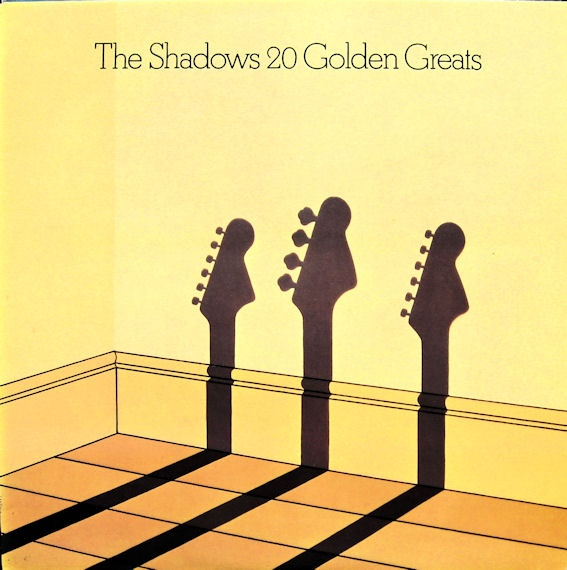 Shadows, The - 20 Golden Greats