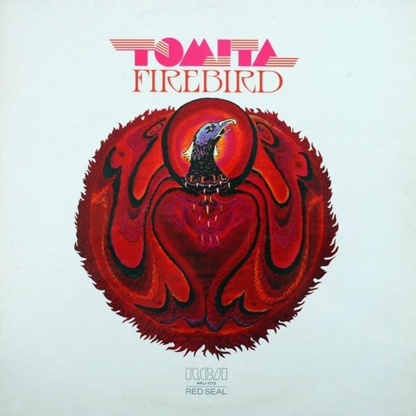 Tomita, Stravinsky - Firebird