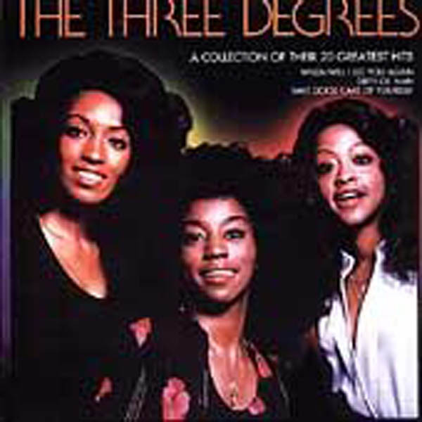 Three Degrees, The - A Collection Of Their 20 Greatest Hits