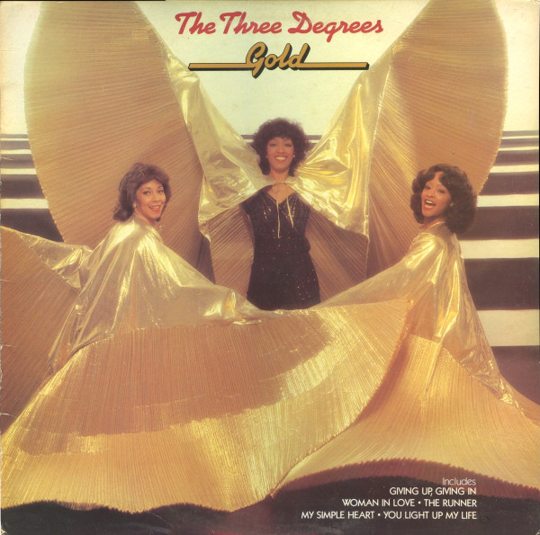 Three Degrees, The - Gold