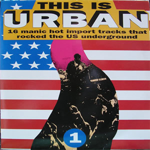 VARIOUS - THIS IS URBAN