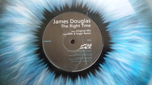 JAMES DOUGLAS - THE RIGHT TIME