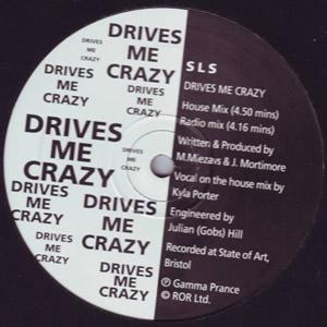 SLS - DRIVES ME CRAZY