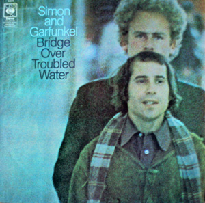 Simon & Garfunkel - Bridge Over Troubled Water Record