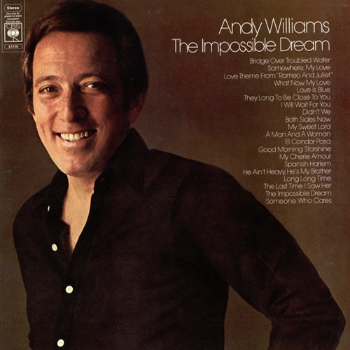 Williams Andy - The Impossible Dream
