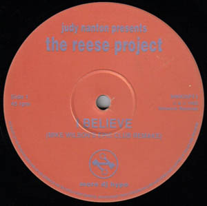 Reese Project - I Believe