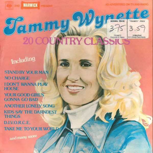 Tammy Wynette - Twenty Country Classics