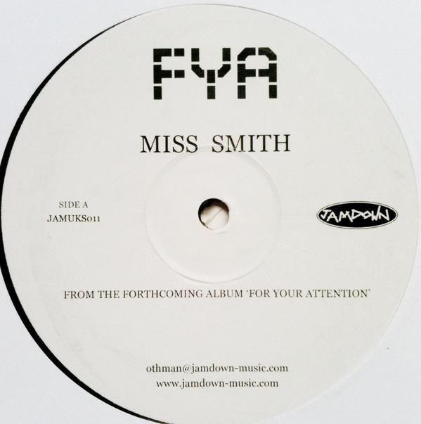 FYA - Miss Smith