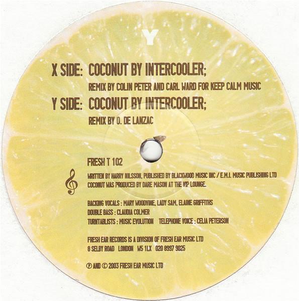 Intercooler - Coconut