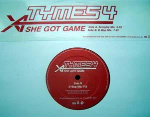 Tymes 4 - She Got Game