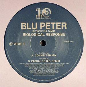 Blu Peter - Biological Response