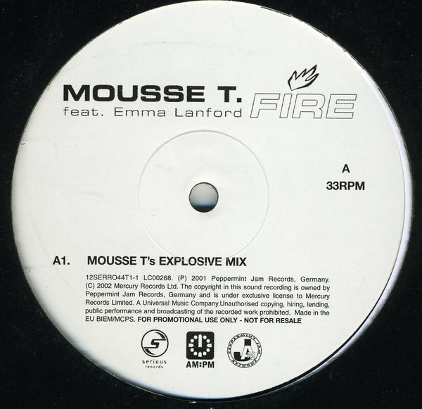 Mousse T. - Fire