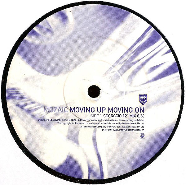 Mozaic - Moving Up Moving On