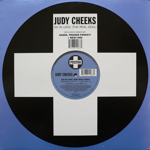 Judy Cheeks - So In Love (The Real Deal)