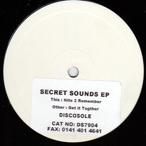 Secret Sounds - Secret Sounds EP