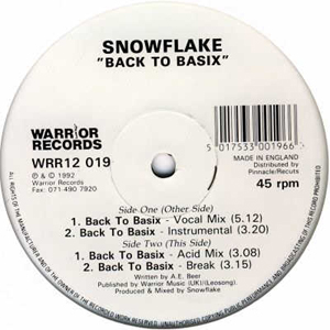 Snowflake - Back To Basix