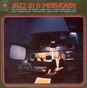 Various - Jazz In A Penthouse