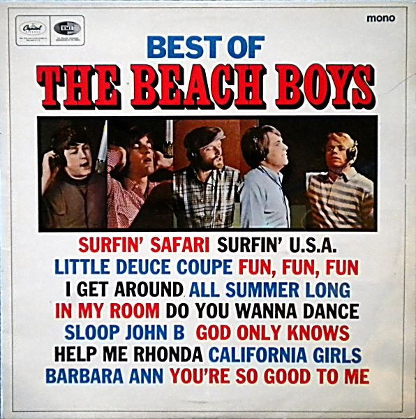 Beach Boys, The - Best Of The Beach Boys