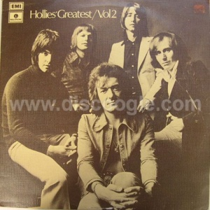 Hollies -  Greatest Hits Vol.2