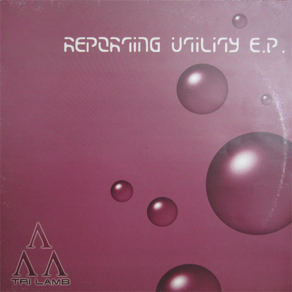 Various - Reporting Utility E.P.