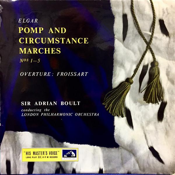 Elgar - Pomp & Circumstance Marches No 1-5