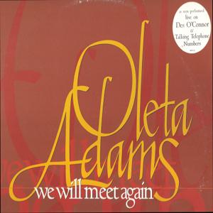 we will meet again lyrics by oleta adams