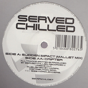 Served Chilled - Sudden Impact