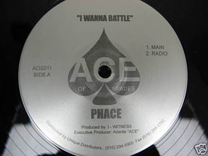 Phace - I Wanna Battle / All About Your Block