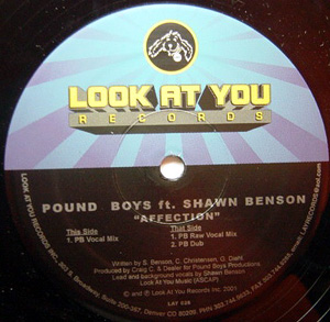 Pound Boys - Affection