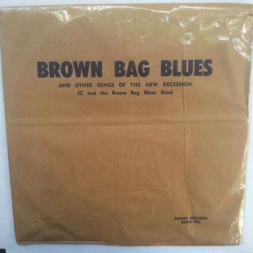 Jc & The Brown Bag Blues Band - Brown Bag Blues