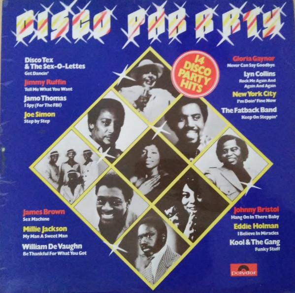 Various - Disco PAR-R-RTY