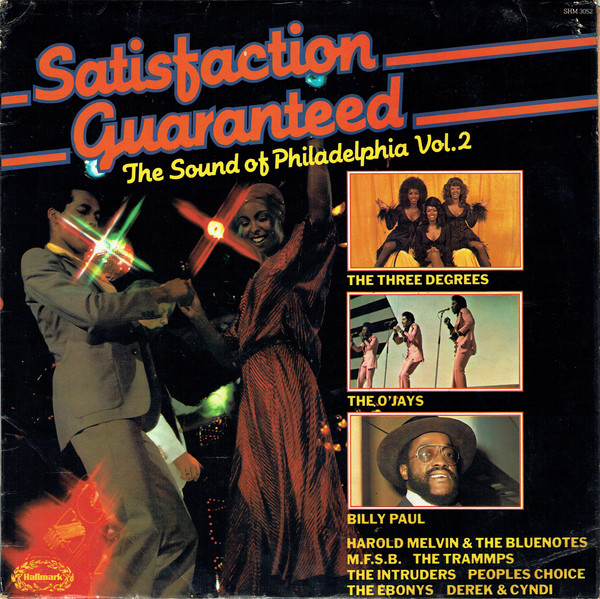 Various - Satisfaction Guaranteed-The Sound Of Philadelphia