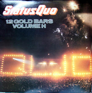 Status Quo - 12 Gold Bars Volume 1+1 Single