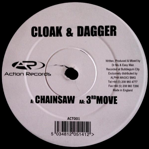Cloak & Dagger - Chainsaw / 3rd Move