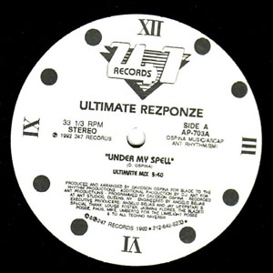 ULTIMATE REZPONZE - UNDER MY SPELL
