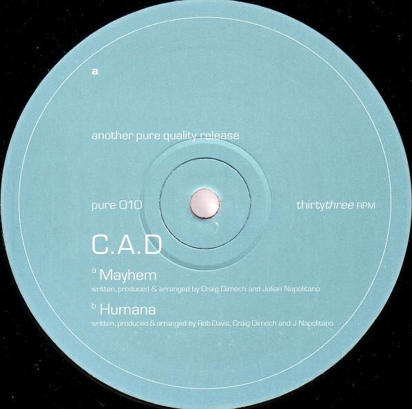 C.A.D - MAYHEM / HUMANA