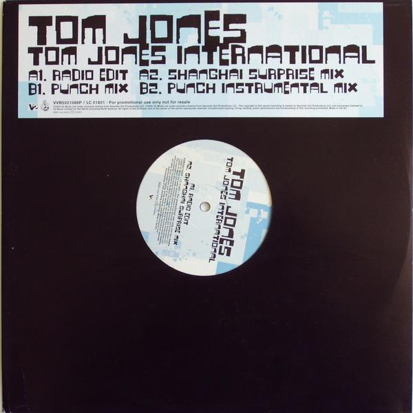 TOM JONES - TOM JONES INTERNATIONAL