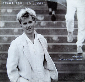 Howard Jones - All I Want (Extended Version)