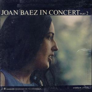 Joan Baez - In Concert Part 2