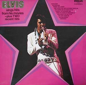 Elvis Presley - Sings Hits From His Movies