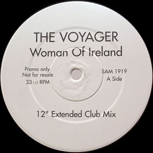 Voyager, The - Woman Of Ireland (The Mixes)
