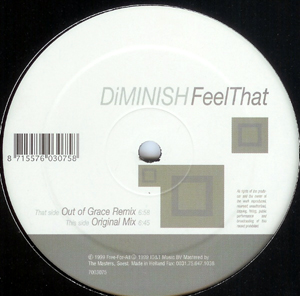 Diminish - Feel That