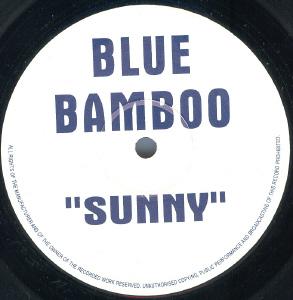 Blue Bamboo - Sunny