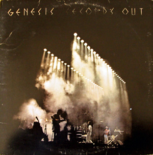 GENESIS - Seconds Out - Maxi x 2