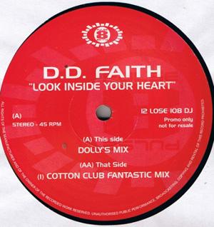 D.D. Faith - Look Inside Your Heart