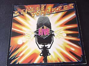 Streetwalkers - Live
